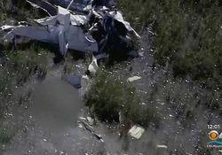 تصاویر تکاندهنده از تکه تکه شدن بدن خلبان توسط تمساح + فیلم و عکس