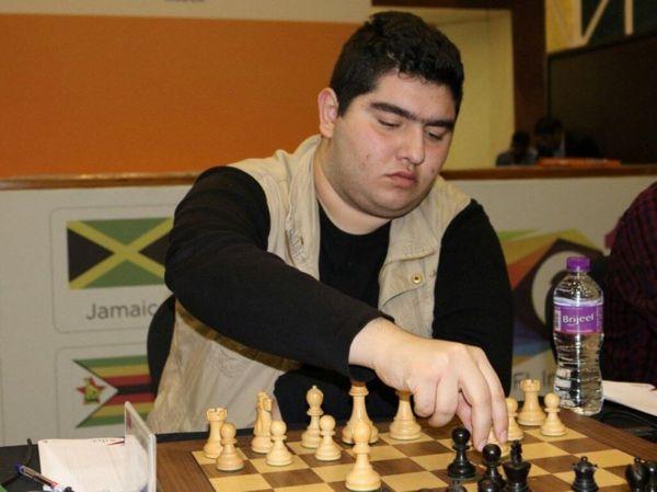 شطرنج باز گلستانی قهرمان مسابقات استادی لئون اسپانیا شد