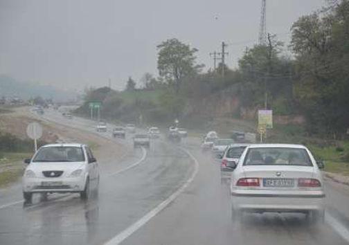 اخطاریه هواشناسی جاده ای استان گلستان