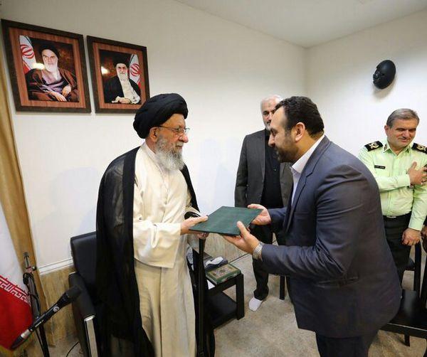 دبیر جدید ستاد امر به معروف و نهی از منکر استان گلستان منصوب شد