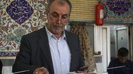 عکس/ حضور فرماندار گرگان پای صندوق رای