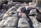 ۱۵ تن برنج قاچاق در استان گلستان کشف شد