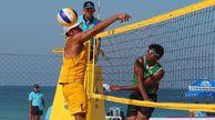 والیبالیستهای گلستانی عازم مسابقات قهرمانی آسیا - اقیانویسه شدند