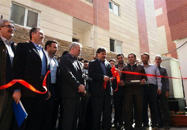 ۱۵۴۴ پروژه مسکن مهر در استان گلستان افتتاح شد