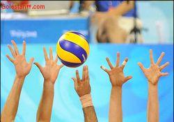 نتایج نمایندگان استان در لیگ برتر والیبال