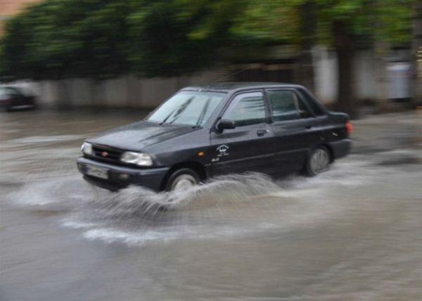 هواشناسی گلستان در مورد آبگرفتگی معابر هشدار داد