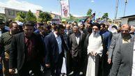 تشکر سرپرست استانداری گلستان از حضور باشکوه مردم استان در راهپیمایی روز قدس