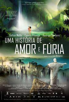 ریو 2096: داستان عشق و خشم