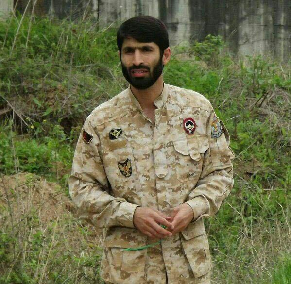 شهید سید رضا طاهر