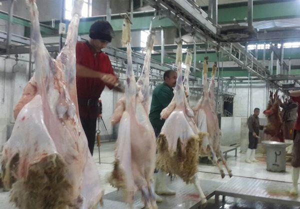 تعزیرات: شبکه توزیع گوشت بیسروسامان بود