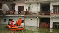 فیلم/ عملیات نجات سیل زدگان مکزیکی