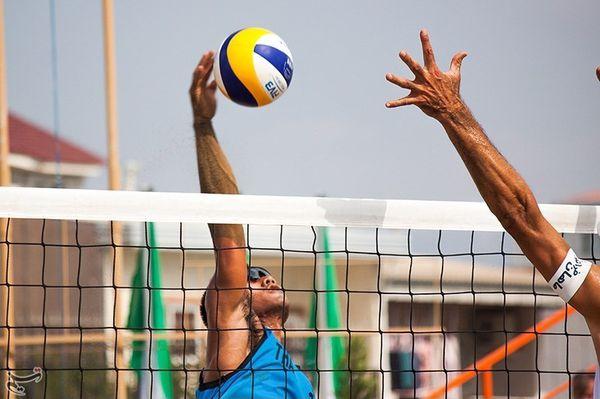 ۴ تیم برتر مسابقات والیبال ساحلی قهرمانی کارگران کشور مشخص شدند