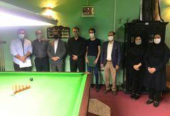 سومین دوره مسابقات اسنوکر رنکینگ استان گلستان برگزار شد