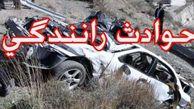 تصادف حادثه ساز در محور علی آباد کتول / 22 نفر مجروح شدند