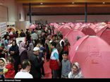 اسکان اضطراری ۵۰۰ خانوار سیلزده در نمایشگاه بینالمللی گلستان