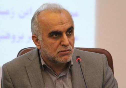 ورود وزیر اقتصاد و دارایی به گلستان