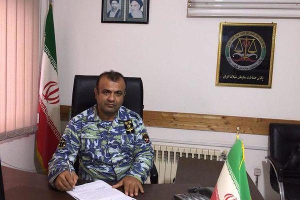 پاکسازی دریا از دام های غیرمجاز توسط نیروهای حفاظت شیلات گلستان