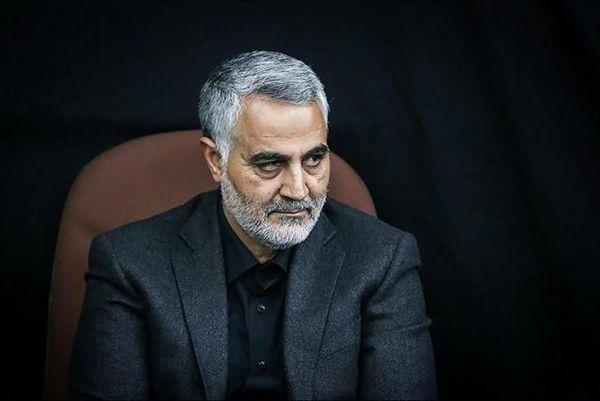 گزارش سرلشکر سلیمانی به خبرگان درباره وضعیت عراق و سوریه
