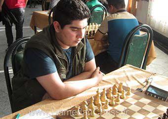 پرهام مقصودلو؛ نوجوان 15 ساله گلستانی استاد شطرنج ایران شد