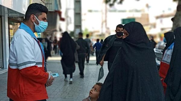 اجرای طرح ملی آمران سلامت با مشارکت جوانان گلستانی