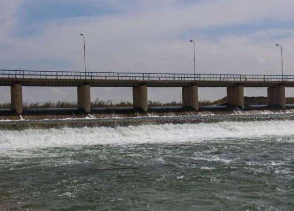 بخشی از آب سدگلستان برای تامین نیاز آبی کشاورزان تخلیه شد