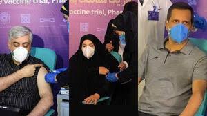 فیلم/ وضعیت داوطلبین تزریق واکسن ایرانی کرونا در روز پنجم