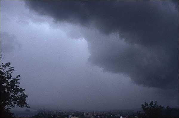 ورود سامانه بارشی از امشب به استان گلستان