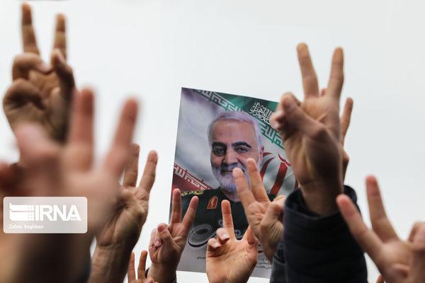 واکنش ورزشکاران ملیپوش گلستان به شهادت سردار سلیمانی