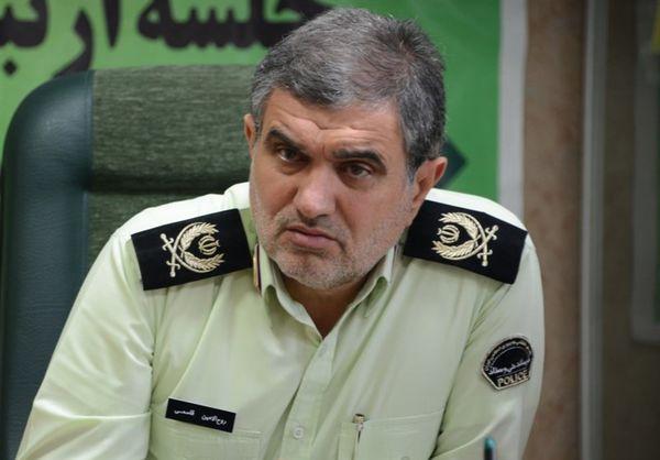 انتصاب فرمانده جدید انتظامی استان گلستان