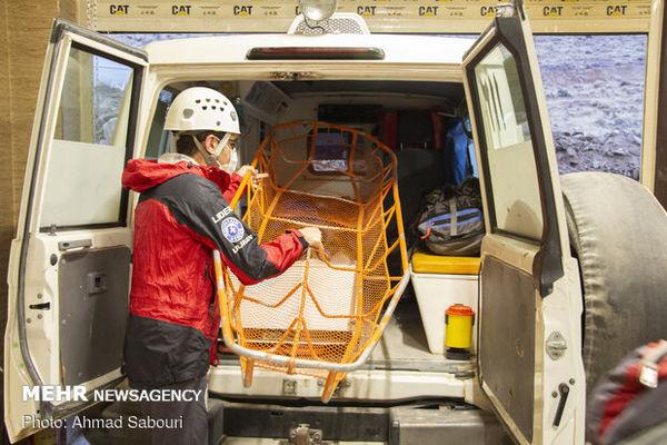 امدادرسانی به ۱۳۲ مصدوم طی آذر در گلستان