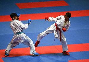 برگزاری مسابقات المپیاد کاراته شمال کشور
