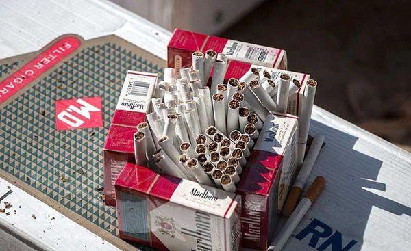 کشف بیش از 45 هزار نخ سیگار قاچاق در مینودشت