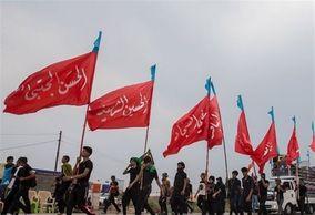 فیلم/ حاج قاسم پای ایرانیها را به پیادهروی اربعین باز کرد