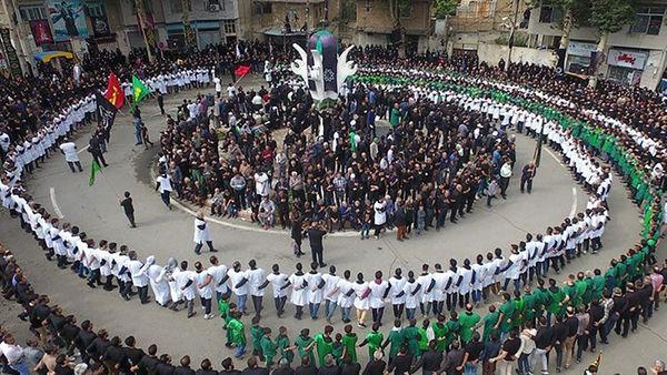 ۷ آیین عزاداری محرم استان گلستان در فهرست میراث ناملموس کشور قرار دارد