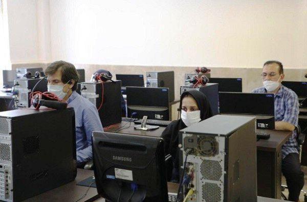 ۹۹ درصد آزمون های آنلاین دانشگاه گلستان با موفقیت برگزار شد