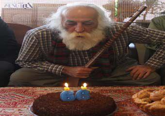مراسم شصت و هشتمین سالروز تولد استاد لطفی در گرگان