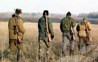 دستگیری شکارچیان غیرمجاز اهل خراسان شمالی در پارک ملی گلستان