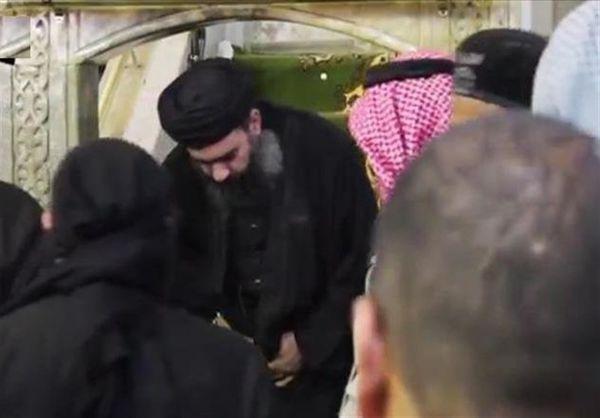 «ابوبکر البغدادی» مسموم شده است