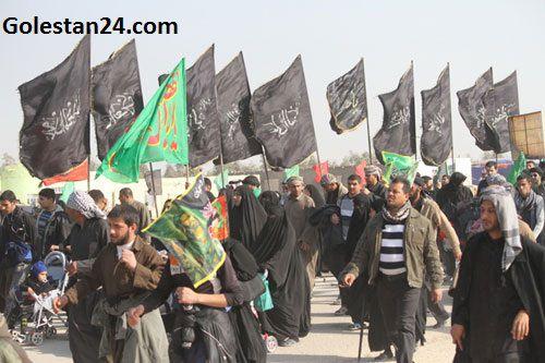 صالح قندهاری: ما به تبعیت از امام حسین (ع) زیر بار ظلم و زورگویی نخواهیم رفت!