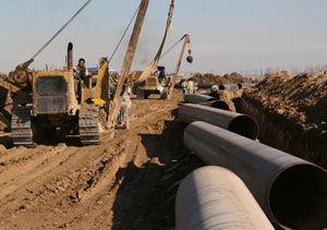گازرسانی ۳ روستا و ۹ واحد صنعتی شهرستان رامیان
