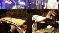 حادثه منجر به فوت در محور کردکوی به بندرترکمن