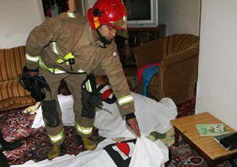 مرگ یک زوج در روستای زیارت شهرستان گرگان