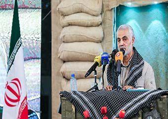 سردار سلیمانی: تمامیت ارضی، استقلال و عزت خودمان را مدیون شهدا هستیم