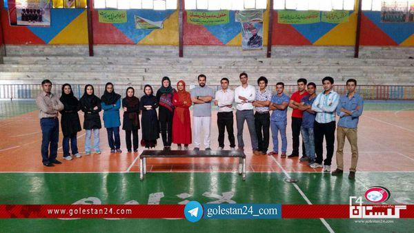 کارگاه طرح آمایش و استعدادیابی هیئت ووشو استان گلستان برگزار شد