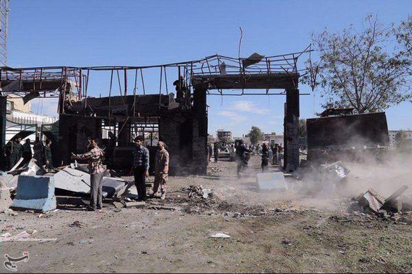 ترخیص آخرین مجروح بهزودی/ شهر در امنیت/ اعلام اسامی ۲ شهید/ عامل انتحاری کشته شد