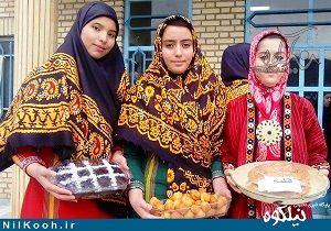 تمرین مهارت زندگی در جشنواره غذاها و لباسهای سنتی