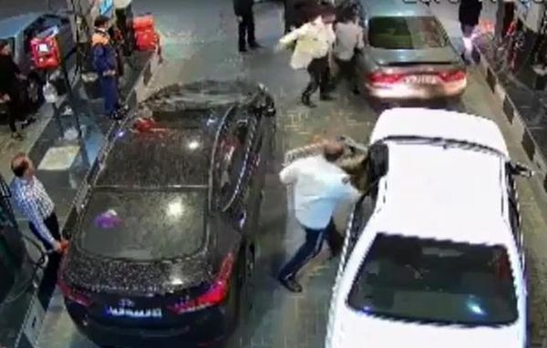 جزئیات برخورد پلیس با راننده مست
