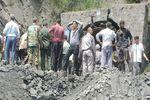اسامی معدنچی های جان باخته حادثه معدن زغال سنگ آزادشهر گلستان