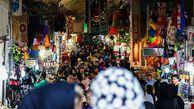 فیلم/ وضعیت بازار تهران در روزهای کرونایی!