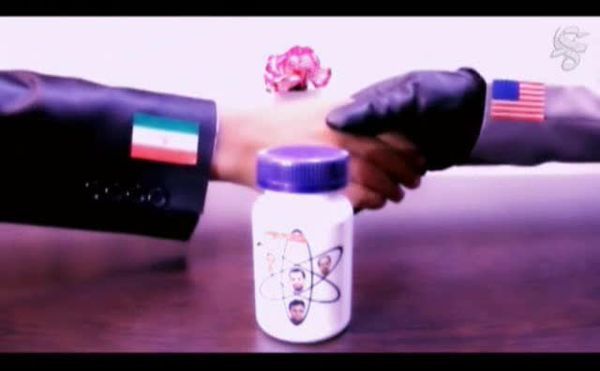 دانلود/ فیلم کوتاه کاکتوس درباره مذاکرات هسته ای